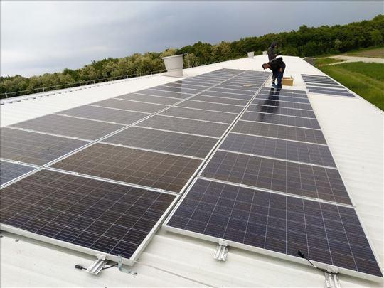 Solarni paneli za smanjenje samopotrošnje