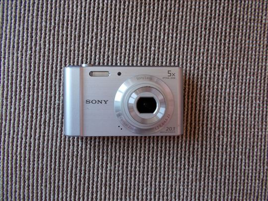 Fotoaparat SONY DSC W800