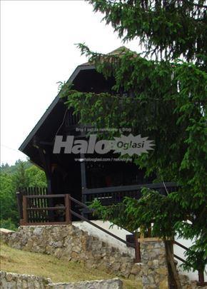 Kuća i plac, Zlatarsko jezero (Kokin brod), Uvac