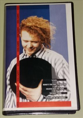 Simply Red - The Videos - VHS