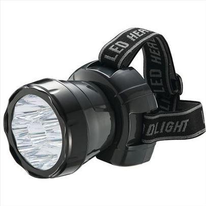 Naglavna led lampa 3W