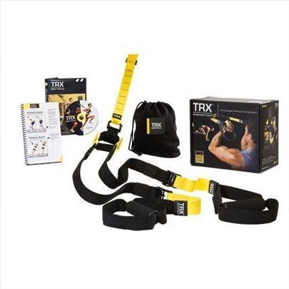 TRX sistem za vežbanje, trake