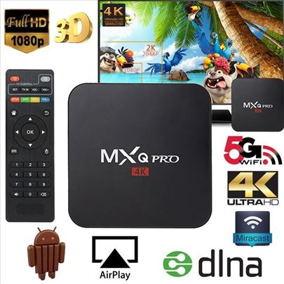 TV Box Android MXQ PRO Android 2GB