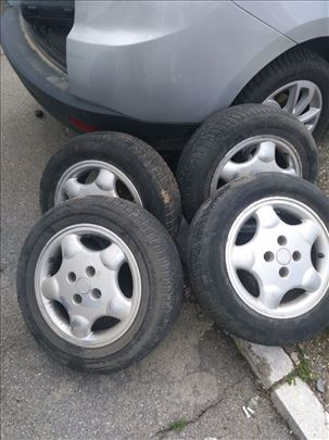 Alu felne za Renault Megane