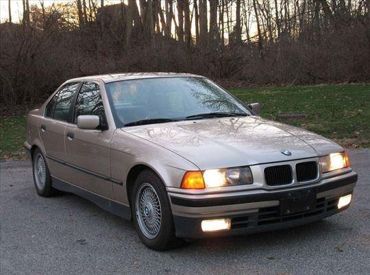 BMW 316 e36 delovi