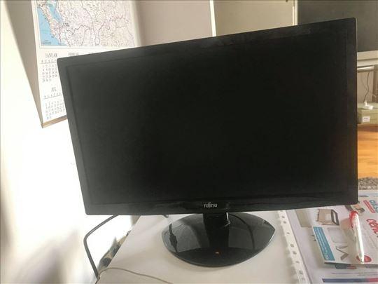 Monitor Fujitsu LCD Display