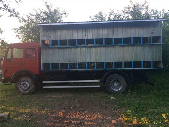 Pčelarski kamion (ekstra stanje)