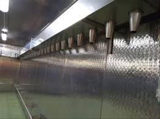Klima komora za zrenje i sušenje mesa
