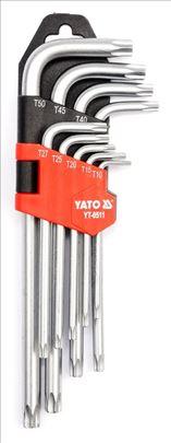 Set ključeva Torx T10-T50 mm,9 kom