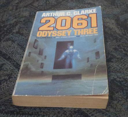 Arthur C Clarke - 2061: Odyssey Three