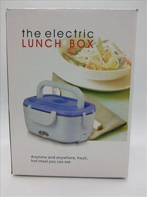 Električni lanc paket - kutija za užinu-Lunch box