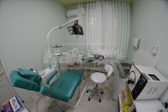 Izdajem stomatološku ordinaciju