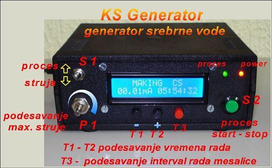 KS Generator - Srebrna Voda