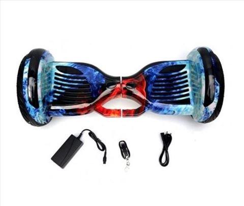"Hoverboard sa ruckom-Elektricni Skuter 10"" - Vatra"
