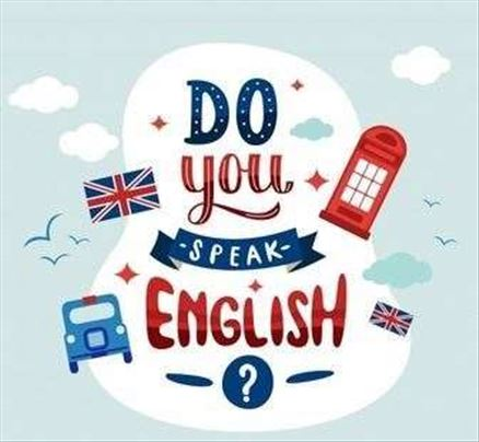 Časovi engleskog jezika