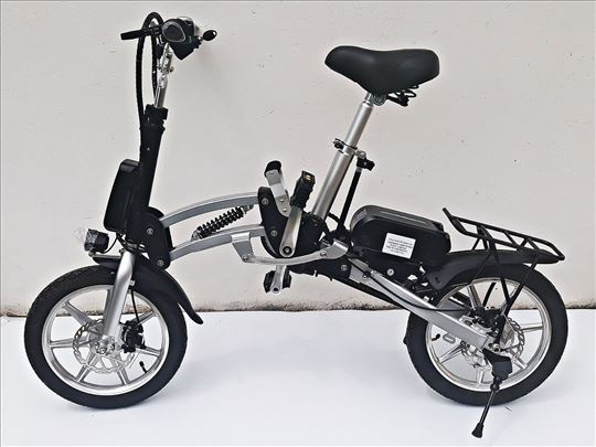 Električni bicikl 16 inch-Novo