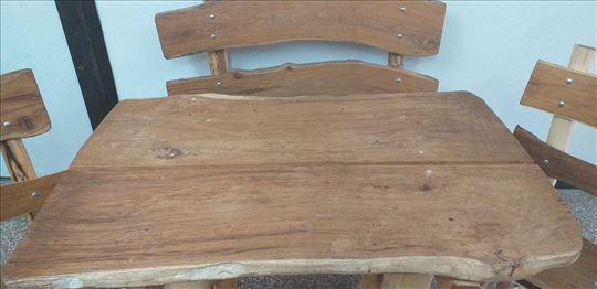 Stolovi, klupe i stolice na prodaju!