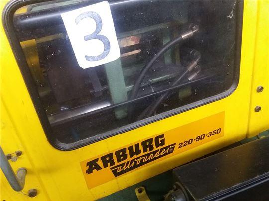 Arburg 220-90-35 - Mašina za brizganje plastike
