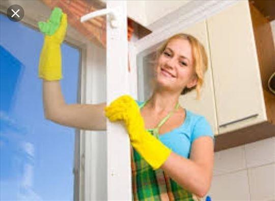 Čišćenje stanova odnos celog pokućanstva