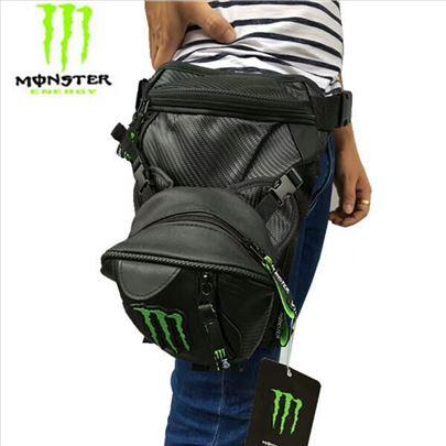 Monster torbica za nogu