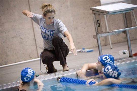 Instruktorka plivanja/Swimming coach