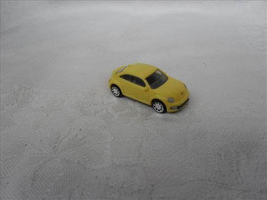 Kinder VW buba III, 1:87, očuvana