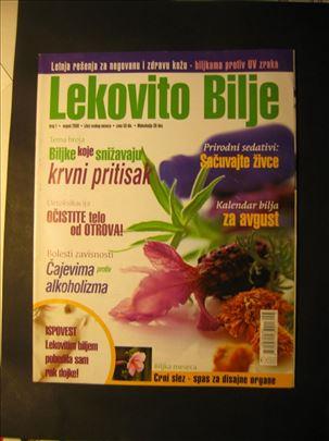 Lekovito bilje - 33 brojeva časopisa