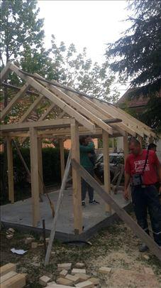 Hitne intervencije, sanacije krovova