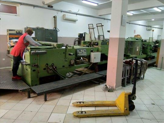 Oprema za proizvodnju papirnih vreća