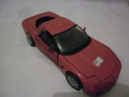 Burago Chevrolet Corvette, 1:18, Italy,,fali z.sta