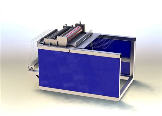 Mašina za profilisanje i sečenje  žičanih mreža