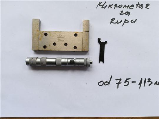 Mikrometar za rupu 75-113 mm