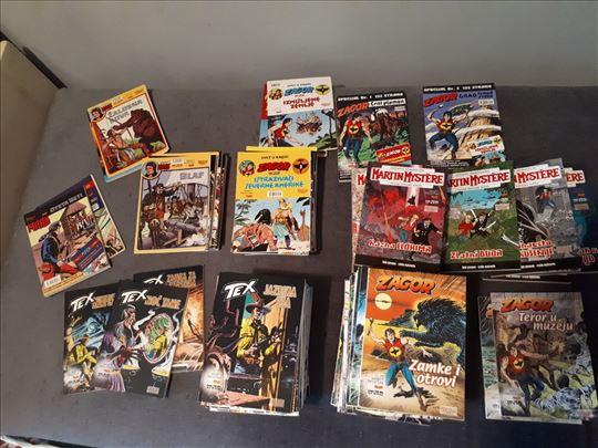 Prodajem stripove u izdanju Veselog četvrtka