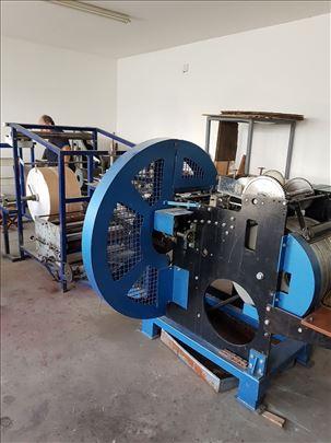 Mašina za proizvodnju papirnatih kesa