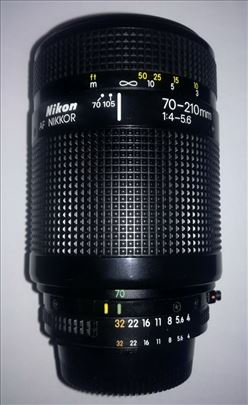 Polovni objektivi za Nikon