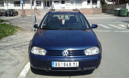 Volkswagen Golf 4 GOLF CARAVAN CONFORTINE 1,9TDI