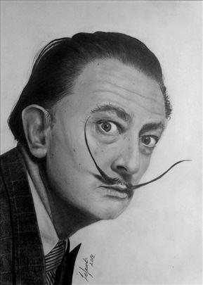 Crtanje portreta po narudžbini