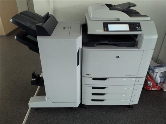 HP color laserjet CM 6040