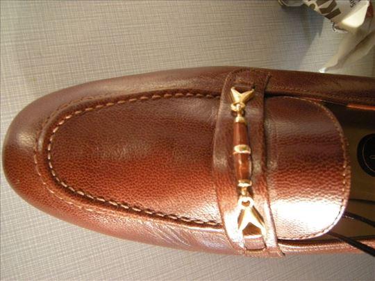 Kožne cipele Leda br.38,5