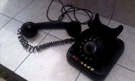 bakelitni telefon 1