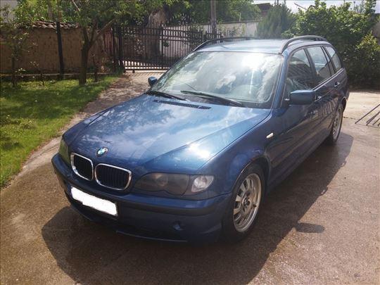 BMW 320 d 2.0 150KS