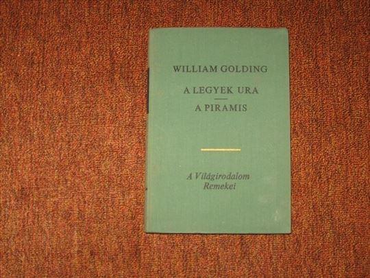 A legyek ura <> A piramis : Wiliam Golding