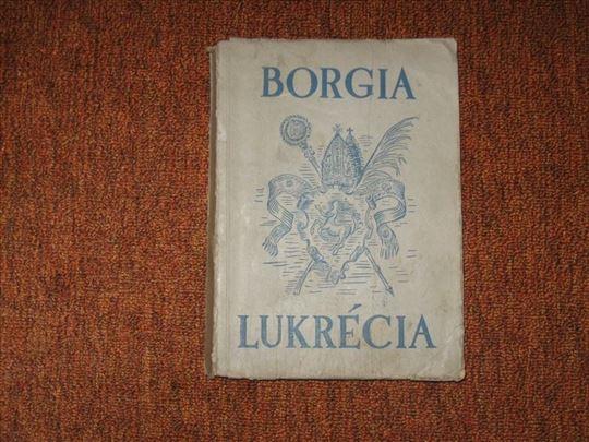 Borgia Lukrecia : A Papa leanya