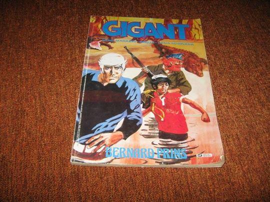 Gigant , Br. 9 - strip magazin
