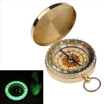 Kompas zlatni
