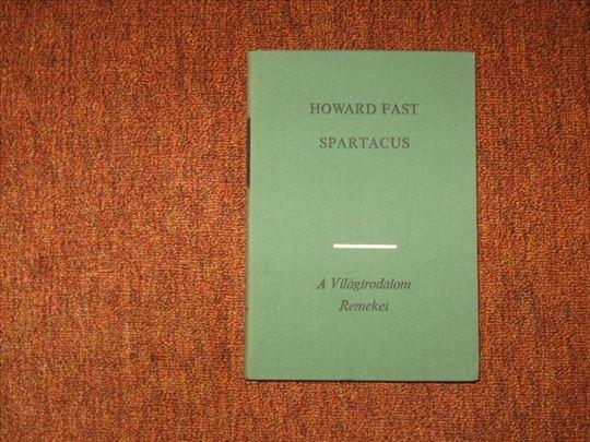 Spartacus : Howard Fast