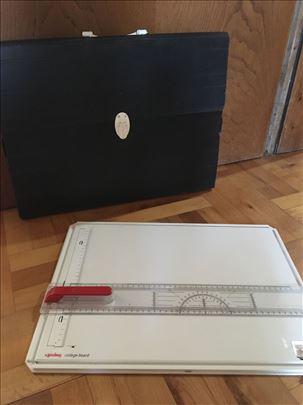 Tabla za crtanje A3 i kutija