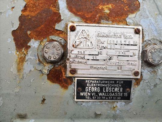 Generator električne energije 30Kw 2 komada ELIN G