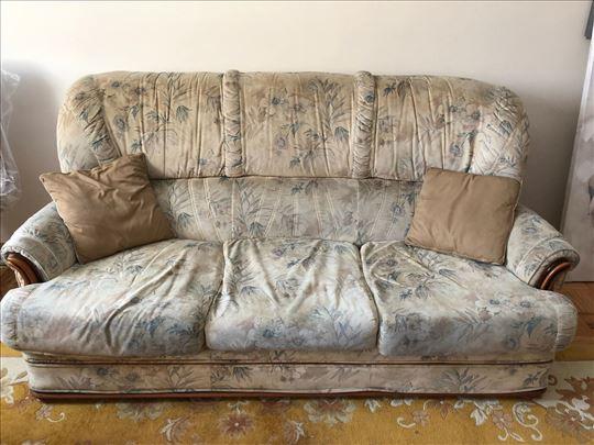 Simpo garnitura (trosed, dvosed i fotelja)