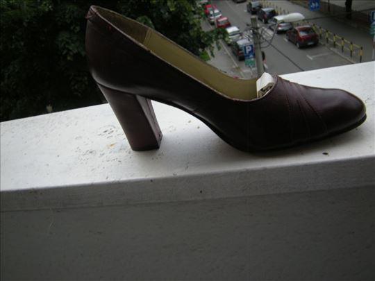 Braon cipele br.36